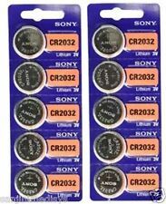 5 Sony CR2032 Lithium 3V Batteries (1 x Pack of 5) | Works with All Glucometers