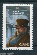 FRANCE - 2003, timbre 3588, VIDOCQ, PERSONNAGES CELEBRES LITERATURE,  neuf**
