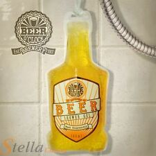 Beer O'Clock Bottle Shower Gel Scented Bag Bath Secret Santa Gift