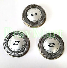 Philips Norelco 3X Foils for left & cut HQ4 HQ55 HQ56 HQ3 HP1328 HP1335 875RX