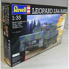 Revell 1:35 03193 LEOPARD 2A4/A4NL MILITARY MODEL KIT
