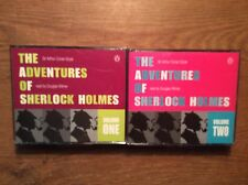 Arthur Conan Doyle  - The Adventures of Sherlock Holmes Vol.1+2 [8 CD] D.Wilmer