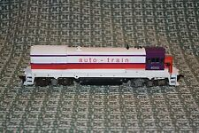 ATHEARN VINTAGE HO AUTO TRAIN 4000 GE DIESEL ENGINE LOCOMOTIVE.