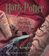 Harry Potter and the Chamber by J.K. Rowling  (Audio CD – Unabridged, Audiobook)