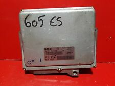 CITROEN XM PEUGEOT 605 2.0 16V CALCULATEUR MOTEUR ECU 9630402380 0261204650