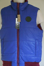 DKNY JEANS MEN'S FALL-DNA  MEN'S BODYWARMER GILET SIZE SMALL   BNWT RRP £150