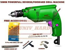 10 MM  400 WALT POWERFUL REVERSE / FORWARD  DRILL MACHINE