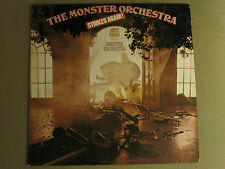 JOHN DAVIS & THE MONSTER ORCHESTRA STRIKES AGAIN LP '79 SAM PROMO DISCO FUNK NM