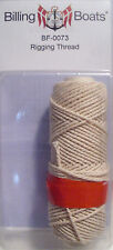 Billing Boats Accessory BF-0073 1 x Roll x 1.2mm x 30m Rigging Thread New Pack