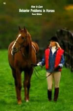 How to Cure Behavior Problems in Horses, Susan McBane