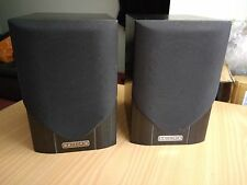 Mission m30i main/stereo speakers