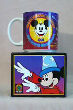 Disneyana - Official Disneyana Convention Coffee Cup  from 1994 with box, LE