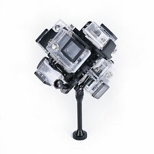 FOREVER100 FGD6 for Dive Underwater VR Panorama Mount Rig 6x GoPro 3 3+ 4 360D