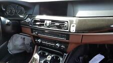 11 12 13 14 15 BMW 535i Heat/AC Controller front, w/climate front seats