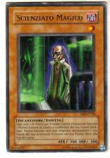 CARTA YU-GI OH - SCIENZIATO MAGICO - DR1-IT128 - RARA - IN ITALIANO