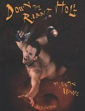 Down the Rabbit Hole By Justin Moore - Hardcover Book - Gay Male Interest