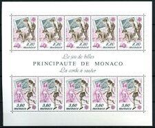 Monaco  1989 Bf 44 MNH