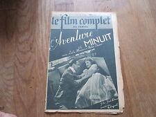 REVUE LE FILM COMPLET DU SAMEDI 2434  1940 l aventure de minuit bette davis