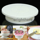 11 Rotating Revolving Cake Plate Decorating Turntable Kitchen Display Stand OE