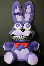 """Five Nights At Freddy's Nightmare Bonnie FYE Exclusive 16"""" Collectible Plush"""