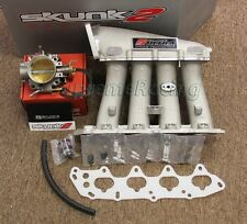 Skunk2 Ultra Intake Manifold + 70mm Throttle Body for 97-01 Acura Integra Type R