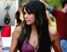 Hot Season 5 Vampire Diaries Elena Blue Bird  necklace