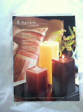 **Party Lite 2007 Winter Spring Catalog Vintage collectors' retired book**