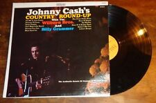 Johnny Cash's Country Round - Up  record album