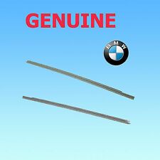 BMW E36 318 323 325 328 M3 iS Coupe Left & Right  Lower Rear Vent Window Seal