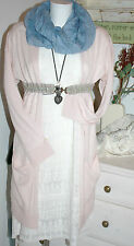 Noa Noa Dress Kleid  Kasbah Emb. Spitze l Anique White  Kurzarm Size:XL Neu