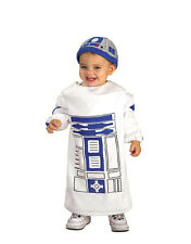 """Star Wars Costume, Kids R2-D2 Outfit,Toddler, Age 1 - 2, HEIGHT 2' 11"""" - 3' 4"""""""