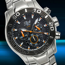 32 Degrees Polar Chronograph Mens Diver Watch / MSRP $1,400.00