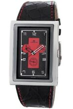 Lorenz Men's 025923DD TB7 Big Rectangular Chronograph Watch