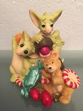 Whimsical World Of Pocket Dragons 1997 Sticking Together, Flambro Real Musgrave