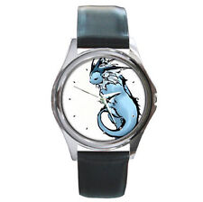 Anime Water Vaporeon ultimate leather wrist watch