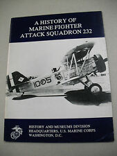 """""""A HISTORY OF MARINE FIGHTER ATTACK SQUADRON 232"""" BY SAMBITO!"""