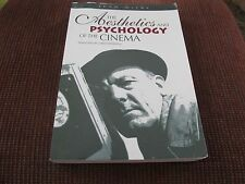 Aesthetics and Psychology of the Cinema by Jean Mitry Paperback Book