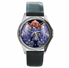 Anime Big O ultimate robot power leather watch