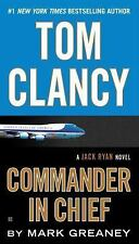 Jack Ryan: Tom Clancy Commander in Chief 16 by Mark Greaney (2016, Paperback)