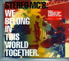 (DO199) Stereo Mc's, We Belong In This World Together - 2001 CD