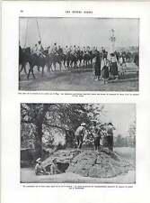 WW1 galiziano contadini WATCH Allied ritirata fiume Bug