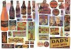JL Innovative 425 HO 1940's-1950's Unusual Soft Drink Signs Series II (40)