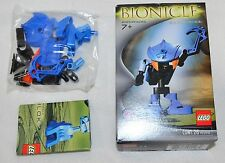 Lego Bionicle Bohrok Va Gahlok Va (8550) IOB, Sealed Bag & Free Shipping