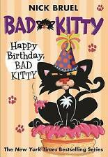 Happy Birthday, Bad Kitty-ExLibrary