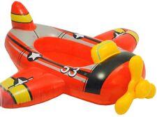 ROSSO AEREO Bambini Gonfiabile Piscina Acqua Ride On Barca Galleggiante TY9588