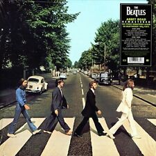 The Beatles ABBEY ROAD 180g Remastered NEW SEALED VINYL LP