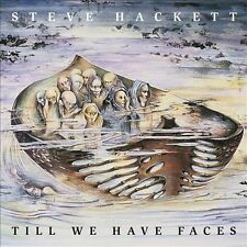 Till We Have Faces by Steve Hackett (CD, Feb-2013, Century Media/EMI)