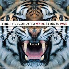 THIRTY 30 SECONDS TO MARS ( NEW SEALED CD ) THIS IS WAR