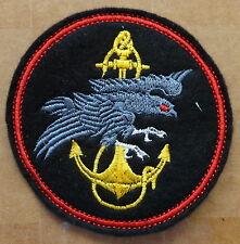 Russian  ARMY   NAVY EAGLE   embroidered     patch  #360 SE