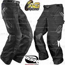 MSR Xplorer Unbound Pant Black 36 inch Enduro Quad Motorcycle Adventure Pants